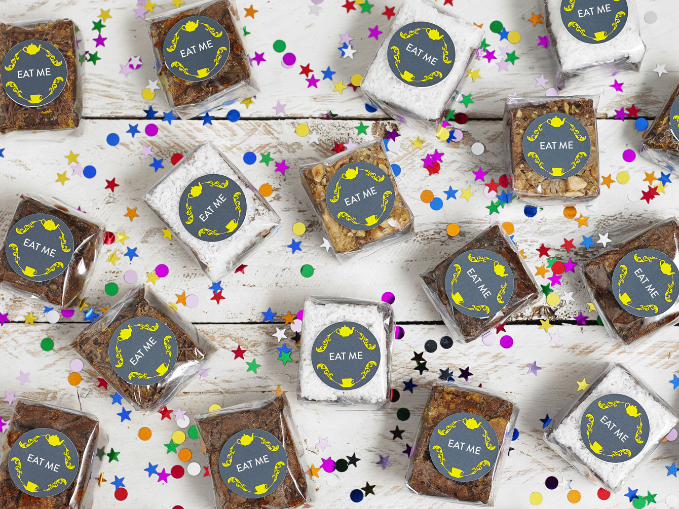Eat me brownie bites - desktop
