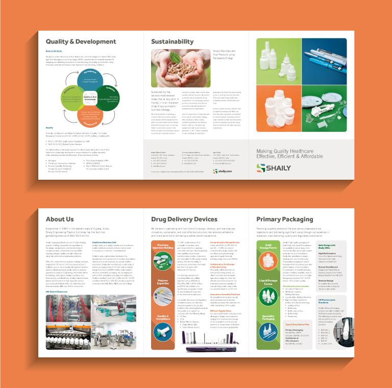 Shaily brochure - mobile