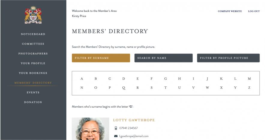 directory - desktop